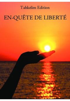 EN-QUÊTE DE LIBERTÉ - Couverture de livre auto édité