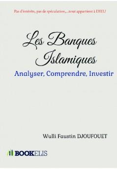 Les Banques Islamiques - Couverture de livre auto édité