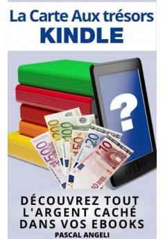 La Carte Aux Trésors KINDLE - Couverture Ebook auto édité