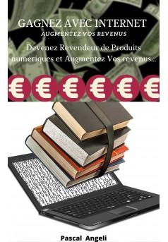 Ganez Avec Internet - Couverture Ebook auto édité