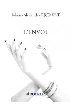 L'ENVOL - Couverture de livre auto édité