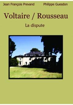 Voltaire Rousseau - Couverture Ebook auto édité