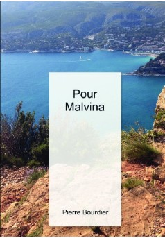 Pour Malvina - Couverture de livre auto édité