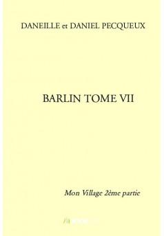 BARLIN TOME VII