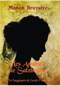 Les Amants de Salzbourg - Couverture de livre auto édité