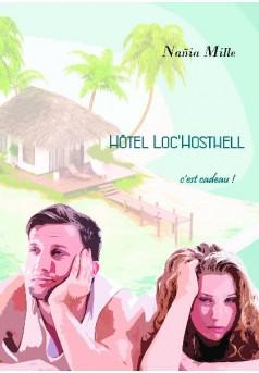 Hôtel Loc'Hosthell - Couverture de livre auto édité