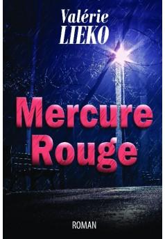 Mercure Rouge - Couverture de livre auto édité