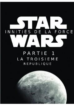 Star Wars : Les Initiés de la Force - Couverture de livre auto édité