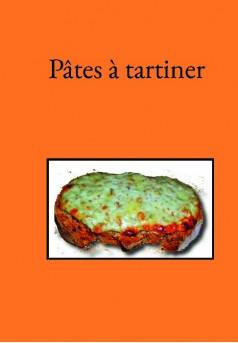 pâtes à tartiner - Couverture de livre auto édité