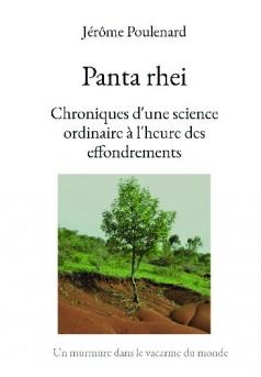 PANTA RHEI - Couverture de livre auto édité