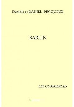 BARLIN - Couverture de livre auto édité