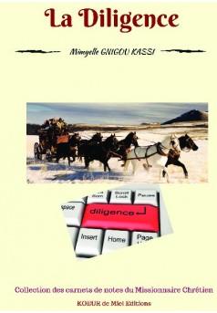 La Diligence - Couverture de livre auto édité