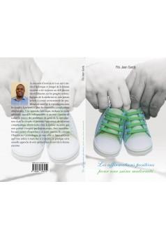 Les affirmations positives pour une saine maternité - Couverture Ebook auto édité