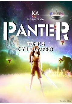 PANTER - Tome 8 - Couverture Ebook auto édité