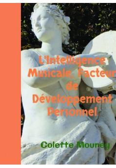 L'Intelligence Musicale, Facteur de Développement Personnel - Couverture de livre auto édité