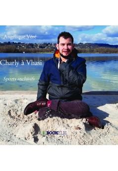 Charly à Vhasi - Couverture de livre auto édité