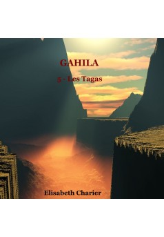 GAHILA tome 5 - Couverture Ebook auto édité
