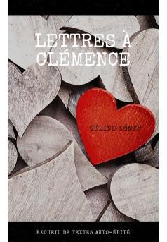 Lettres à Clémence - Couverture Ebook auto édité