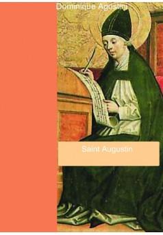 Saint Augustin - Couverture de livre auto édité