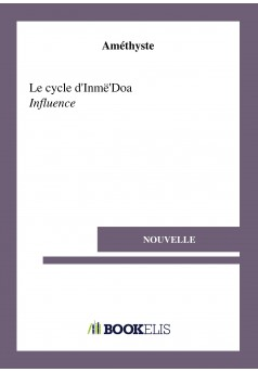 Le cycle d'Inmë'Doa - Couverture Ebook auto édité