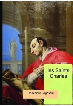 les Saints Charles - Couverture de livre auto édité