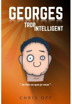 Georges - Couverture Ebook auto édité