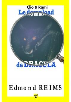 Le download de Dracula - Couverture Ebook auto édité