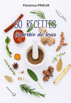 50 recettes à portée de tous (40356) - Couverture Ebook auto édité