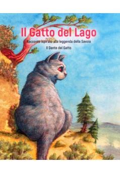 Il Gatto del Lago - Le Chat du Lac - Couverture Ebook auto édité