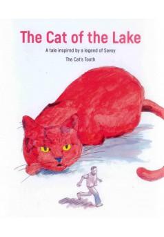 The Cat of the Lake - Le Chat du Lac - Couverture Ebook auto édité