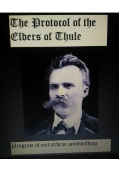 The Protocol of the Elders of Thule - Couverture Ebook auto édité