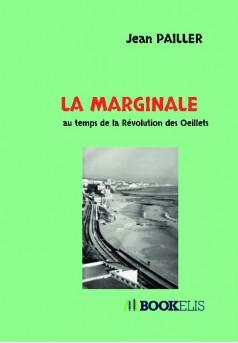 LA MARGINALE - Couverture de livre auto édité