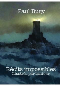 Récits Impossibles - Couverture de livre auto édité