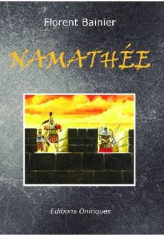 Namathée - Couverture de livre auto édité