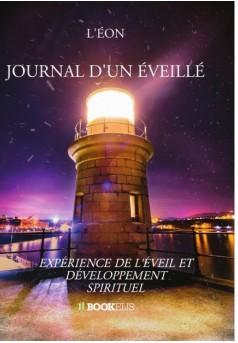 JOURNAL D'UN ÉVEILLÉ - Couverture Ebook auto édité