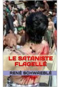 le sataniste flagellé - Couverture de livre auto édité