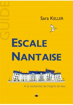 Escale Nantaise - Couverture Ebook auto édité