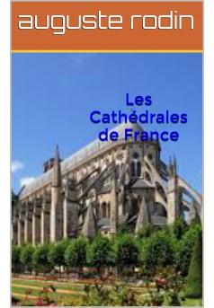 les cathédrales de france - Couverture Ebook auto édité