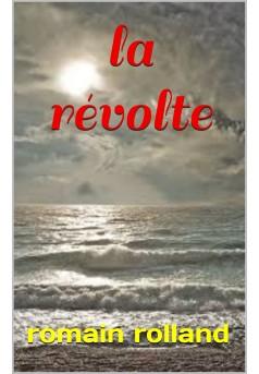 la révolte - Couverture de livre auto édité
