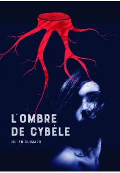 L'ombre de Cybèle - Couverture de livre auto édité