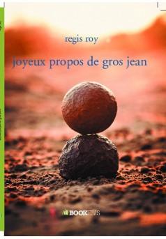 joyeux propos de gros jean - Couverture de livre auto édité