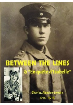 Between the lines (40732) - Couverture de livre auto édité