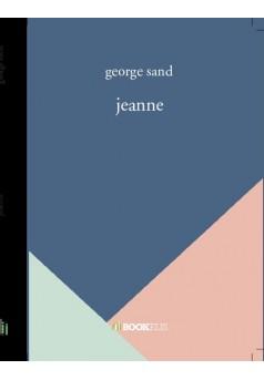 jeanne - Couverture de livre auto édité