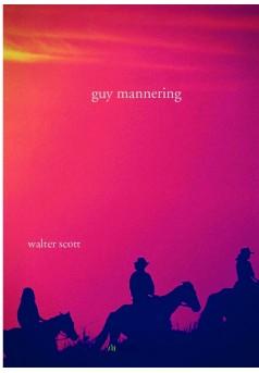 guy mannering - Couverture de livre auto édité
