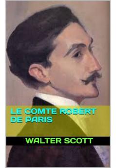le comte robert de paris  - Couverture de livre auto édité