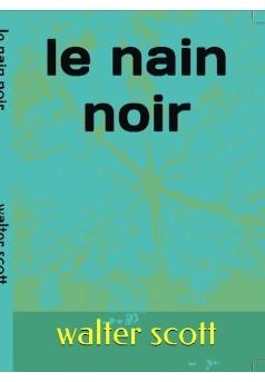 le nain noir  - Couverture de livre auto édité