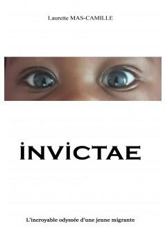 INVICTAE - Couverture Ebook auto édité