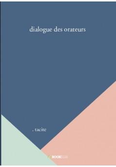 dialogue des orateurs - Couverture de livre auto édité