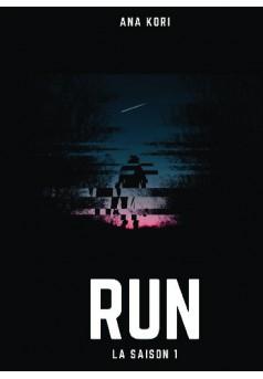 RUN SAISON 1 - Couverture de livre auto édité