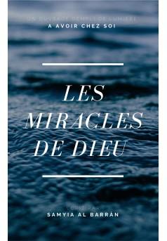 """""""Les Miracles de Dieu"""". - Couverture Ebook auto édité"""